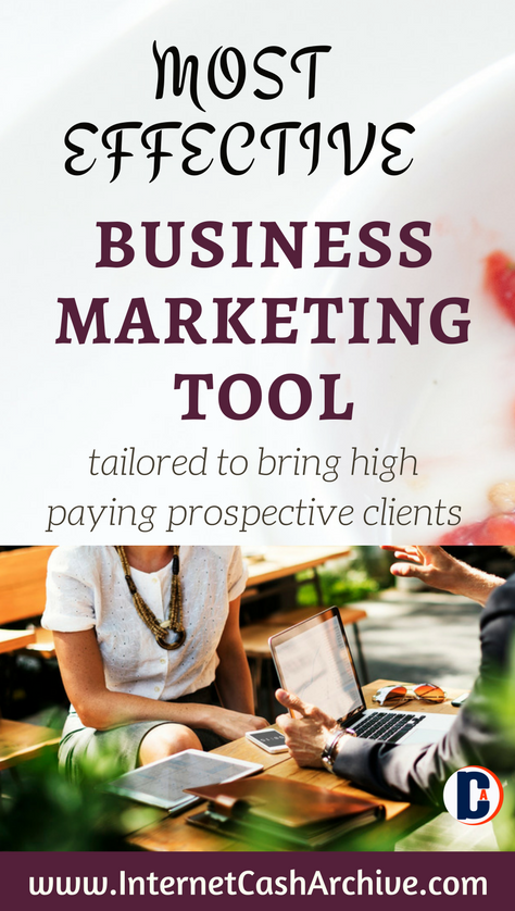 Effective Business Marketing Tool